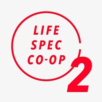 6/29(sat)-7/1(sun) LIFE SPEC CO-OP2に出店!